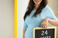 24 Weeks Pregnant 1