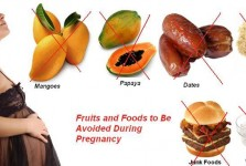 Food Not-to Eat During Pregnancy