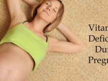 Vitamin D Deficiency During Pregnancy