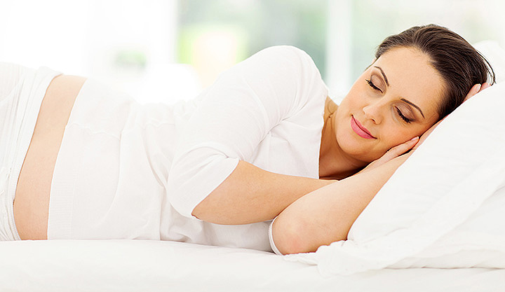 Sleeping Postures and Positions While Pregnant