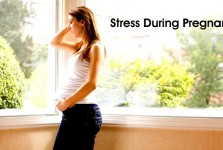 Stress is Harmful During Pregnancy