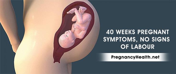 40 Weeks Pregnant Symptoms