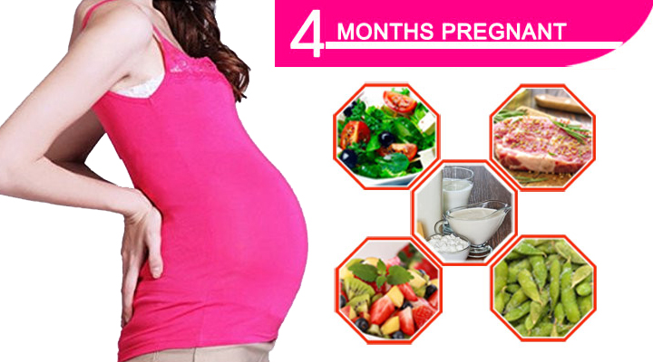 4 Months Pregnant What to Expect